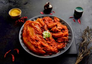 한국인이 좋아하는 김치요리 그중에 김치찜이 최고죠!!! 김치찌개 같은 김치찜은 가라~ 배달전문 돼지고기 김치찜